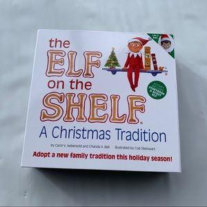 Elf on the Shelf A Christmas Tradition I'am a boy